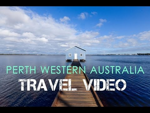 Travel Video | PERTH, WA | 2016