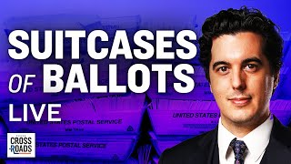 Live Q&A: Georgia Video Shows Suitcases of Ballots; Allegations of Broader Scheme | Crossroads