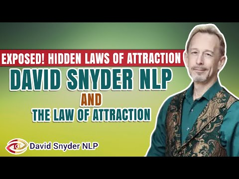 EXPOSED! Hidden Laws of Attraction - David Snyder - Hypnothoughts Live 2015! Las Vegas