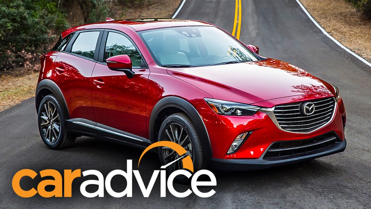 Awesome 2015 Mazda CX3 First Look  Los Angeles Auto Show  YouTube