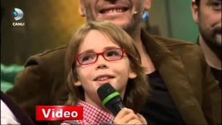 En iyi çocuk oyuncu Ataberk Mutlu'dan ağlama dersi!