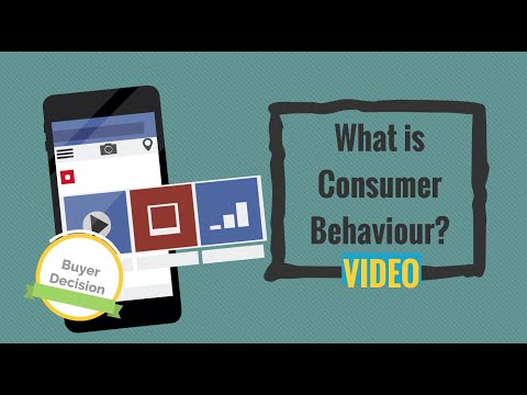 What is Consumer Behaviour?
