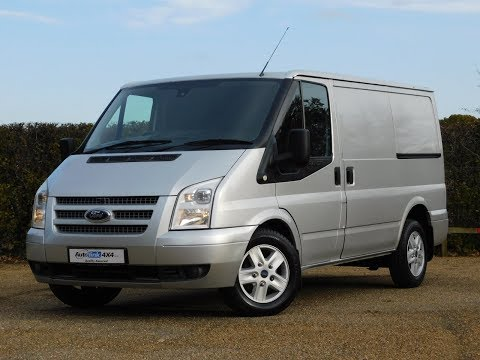 2012 Ford Transit T280 140 SWB Low Roof  Silver For Sale In Tonbridge, Kent