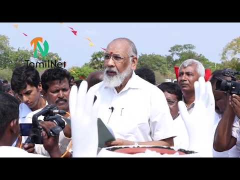 Mu'l'livaaykkaal Tamil Genocide Remembrance Day 2017