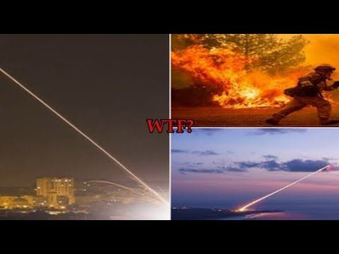 DEW Laser Fires 'Microwave weapons' (ABOVE THE SKIES) Step by Step GENOCIDE