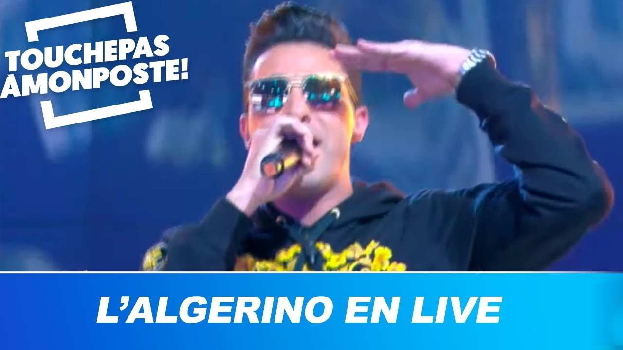 L'Algérino - Les menottes (Live @TPMP)