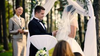 Свадебное агентство Вернисаж. Выездная регистрация. Организация свадьбы. Бесконечная любовь.