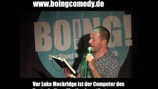 Tontechnikerabsturz im BOING! Comedy Club!