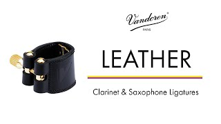 Vandoren Leather Ligature - Vandoren