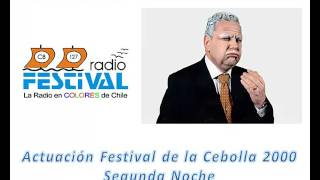 "Juan Carlos ""Palta"" Melendez Festival de la Cebolla 2000"