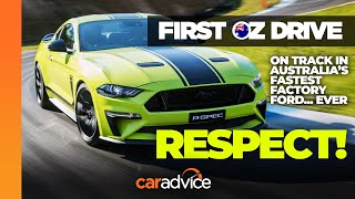 2020 Ford Mustang R-Spec review: Track test
