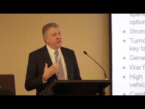 Geoff Woodcroft - Peabody Energy