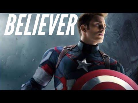 Captain America    Believer   