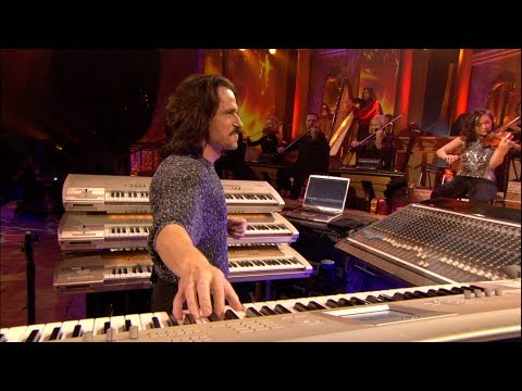 "Yanni - ""On Sacred Ground""_1080p From The Master! ""Yanni Live! The Concert Event"""