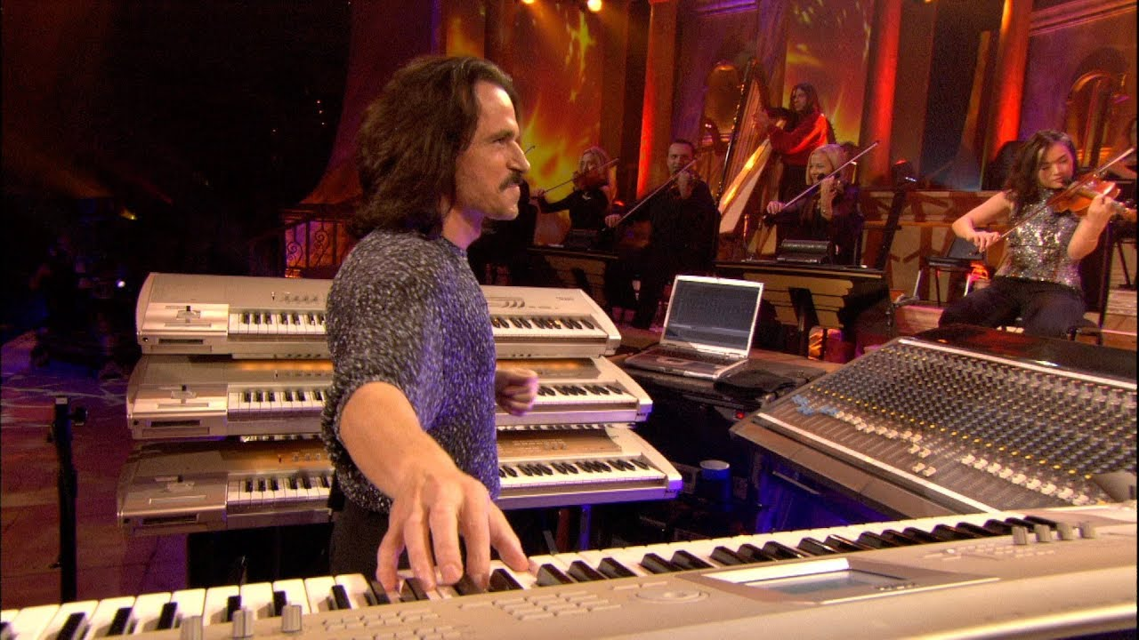 Yanni On Sacred Ground 1080p From The Master Yanni Live The Concert Event Youtube