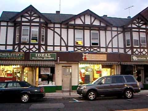 Suffern NY - Downtown Along Lafayette Avenue