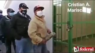 Murillo ordena romper candado para abrir un pabellón sin uso de la cárcel en Cantumarca