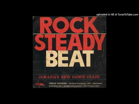 BLAZING ROCKSTEADY BEATS  ft. Alton Ellis,Heptones ,Ken Boothe, Horace Andy and more