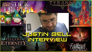 Sound and Music Design Interview Justin Bell Obsidian Entertainment