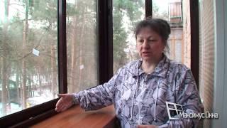 видео Обшивка тесного балкона в хрущевке. На кортах. (Часть1) WL86