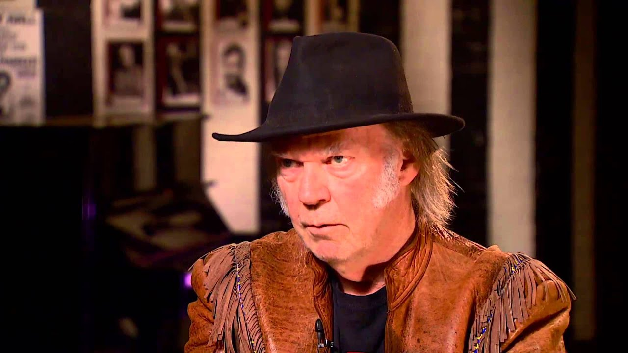 neil young interview youtube. Black Bedroom Furniture Sets. Home Design Ideas