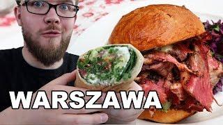 Gdzie WARTO zjeść w Warszawie? 6 ostatnich GASTRO ODKRYĆ   GASTRO VLOG #107