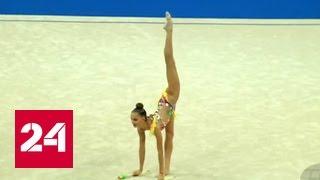 Гимнастки Аверины взяли золото и серебро чемпионата мира в многоборье