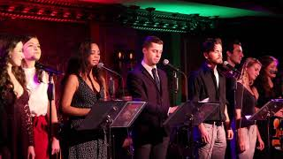 """The Christmas Parade/Pieces of You"" - The Picher Project @ Feinstein's/54 Below"