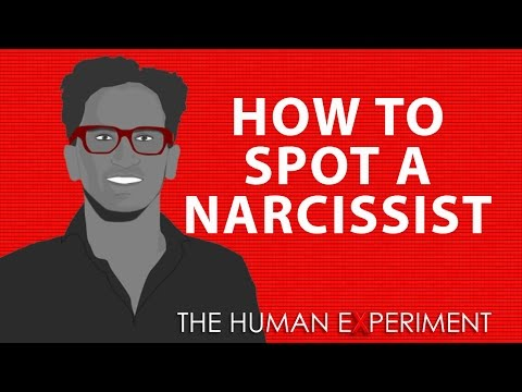 signs you're dating a narcissist