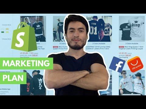 [SHOPIFY] FREE Marketing Plan & Winning Product (2019) thumbnail