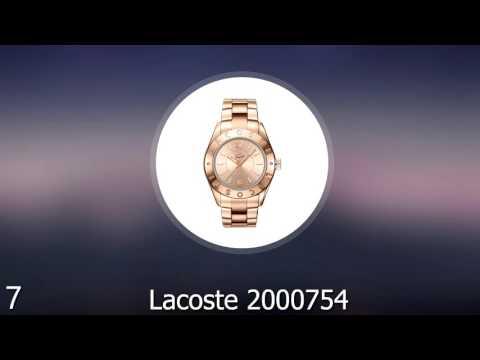 Udfordrende Lacoste ure fra sikker dansk forhandler