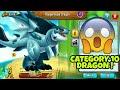 THE NEW DANGERSAUR DRAGON REVIEW Dragon city