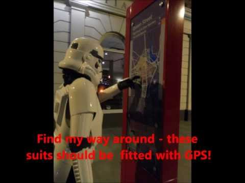 Life of Stormtrooper Brian