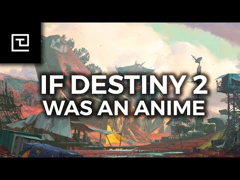 【MAD】 Destiny 2 Anime Opening - SAVIOR OF SONG