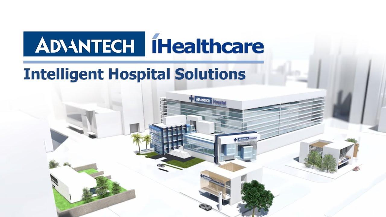 Advantech intelligent hospital solution video advantech en youtube