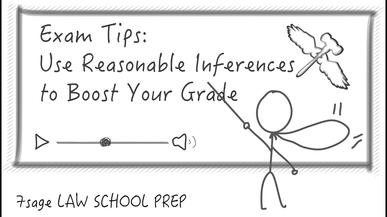 Exam Tips: Use Reasonable Inferences to Boost Your Grade