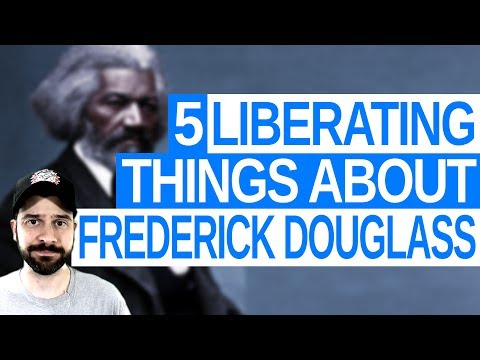5 Liberating Things About Frederick Douglass