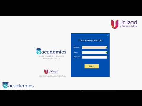 EAcademics Fee Management Software