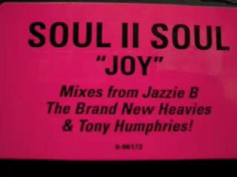 Soul II Soul - Joy (Tony Humphries Spag N' Joy Dub)