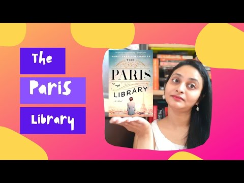 The Paris Library by Janet Skeslien Charles | Book Review | Book_Gobbler