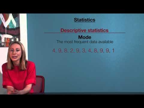 VCE Psychology - Statistics