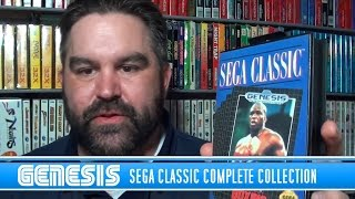 Sega Classic Complete Collection for Sega Genesis