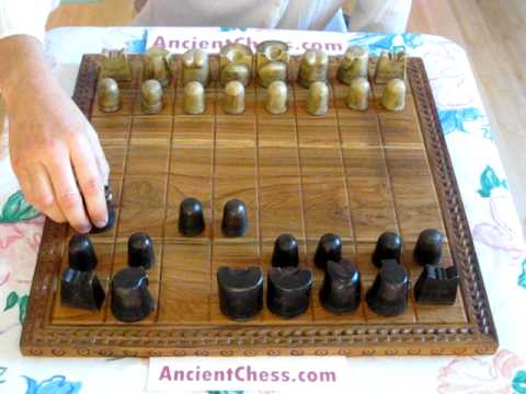 How to Play  Ancient Chess - Shatranj