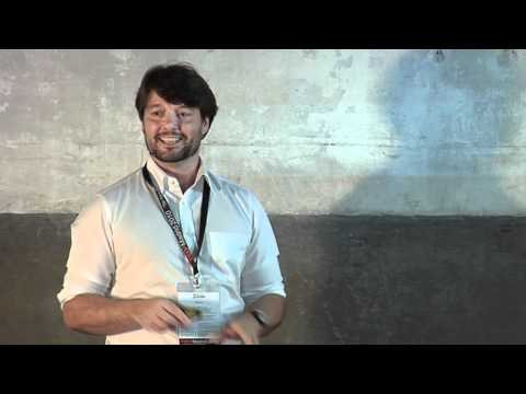 El momento del pan: Ibán Yarza at TEDxMadrid