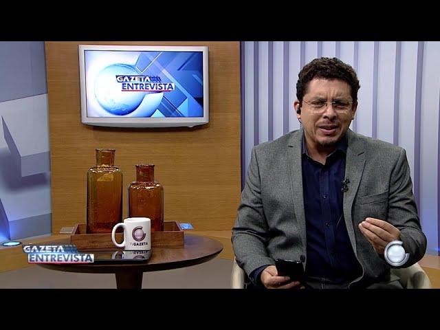 1º Bloco: Gazeta Entrevista com Alysson Bestene