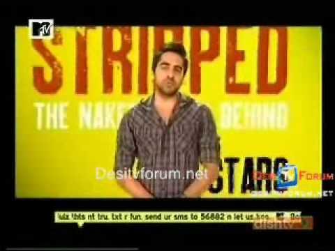 Karan Kundra  ~  Mtv Stripped 13th Nov 2009
