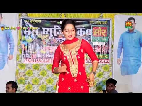 New Haryanvi Dance    Sunita Baby Dance 2017    Goli Chal Javegi(Haryanvi Mix)DjRavindar Raj