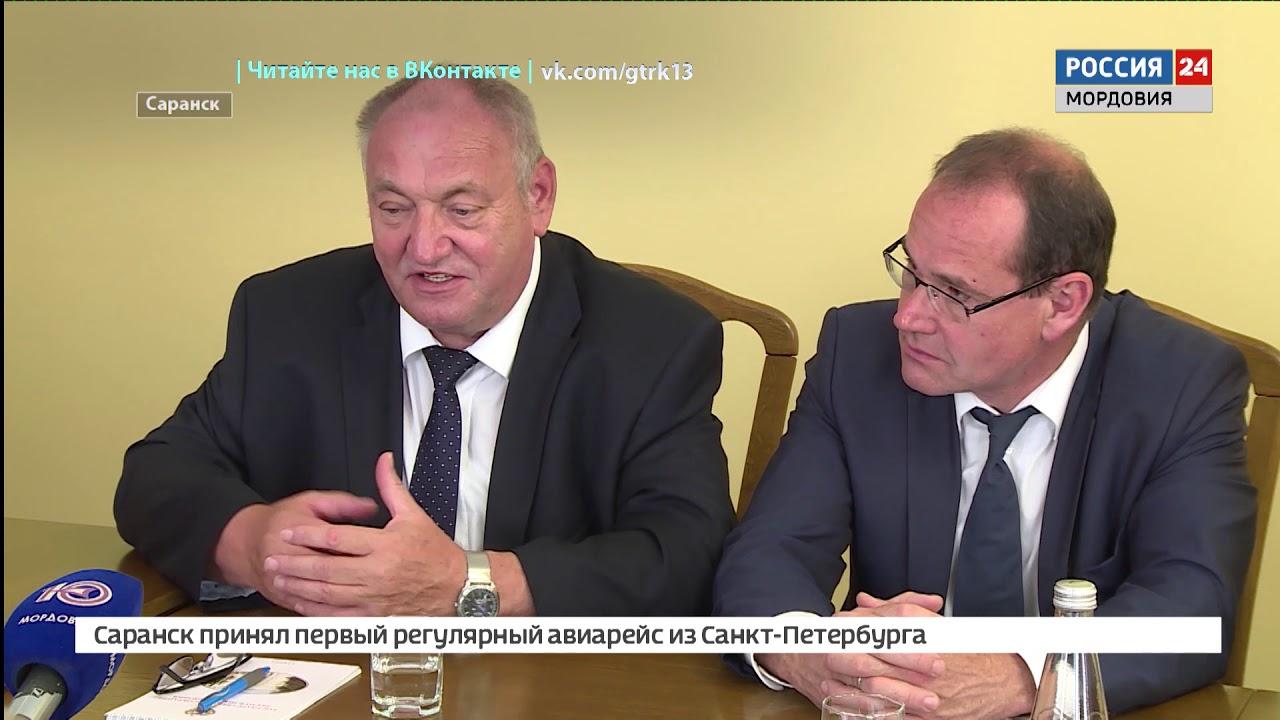 Делегация Тюрингии посетила предприятия и образовательные учреждения Саранска