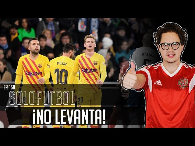 LIVERPOOL IMPARABLE * BARCA NO LEVANTA * FUTBOL DE ESTUFA