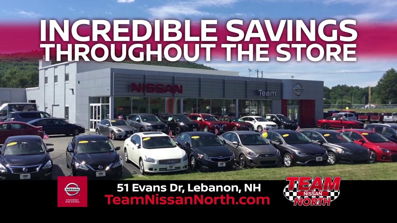 Team Nissan North >> Need Auto Credit Get It At Team Nissan North